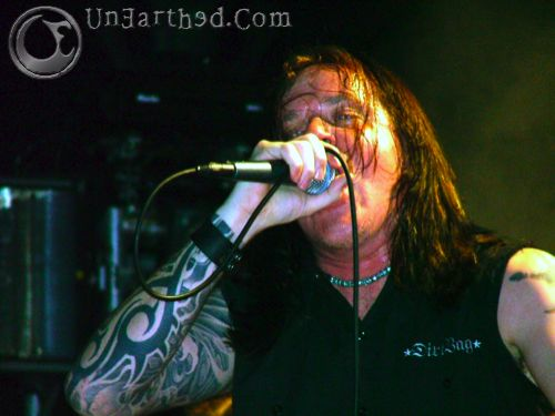 Fear Factory - Photo by Brian May