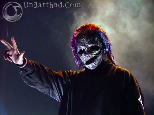 Slipknot - Photo by Brian May